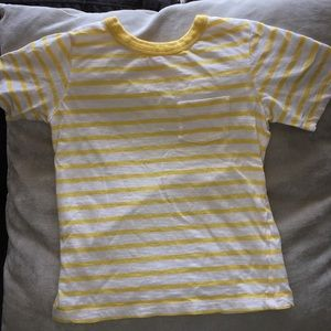 👕5/$20👕 Joe Fresh Striped Cotton Pocket T-shirt